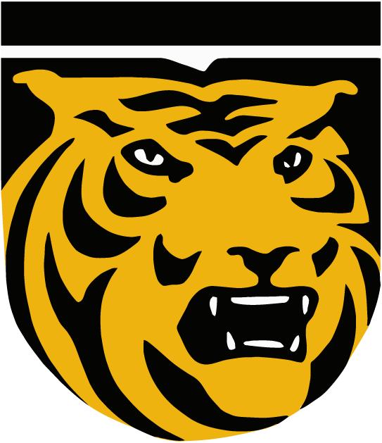 Colorado College Tigers Logo Primary Logo (1978-2019) -  SportsLogos.Net