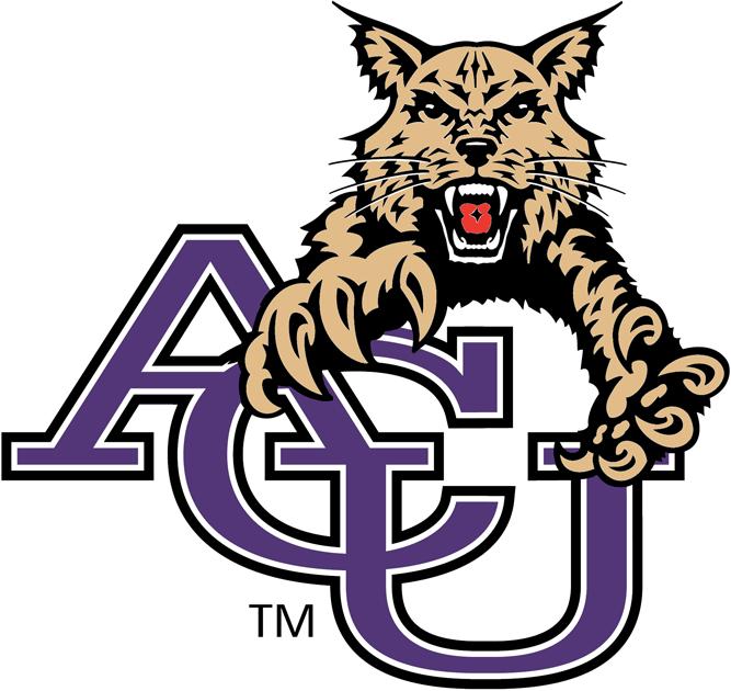 Abilene Christian Wildcats Logo Primary Logo (1997-2012) -  SportsLogos.Net