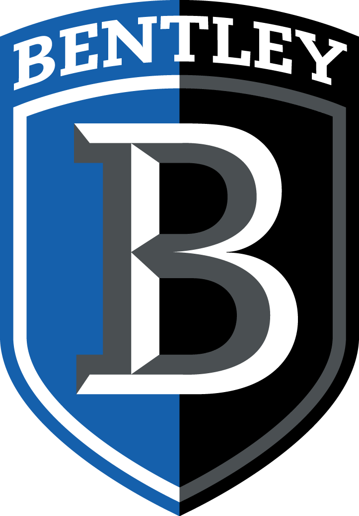 Bentley Falcons Logo Secondary Logo (2013-Pres) -  SportsLogos.Net