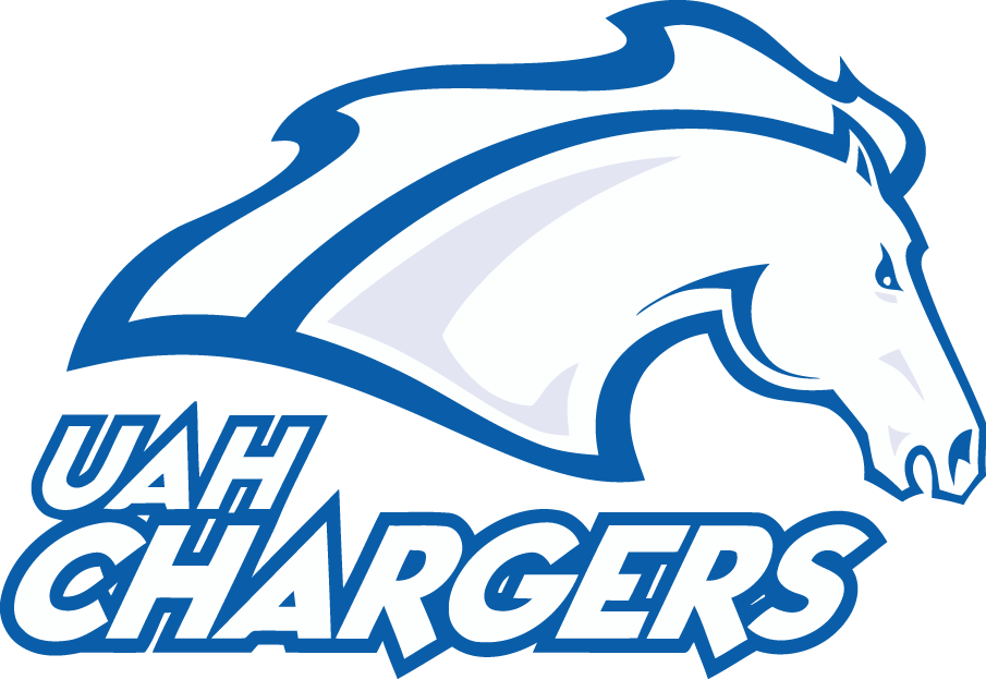 Alabama-Huntsville  Chargers Logo Primary Logo (2005-Pres) -  SportsLogos.Net