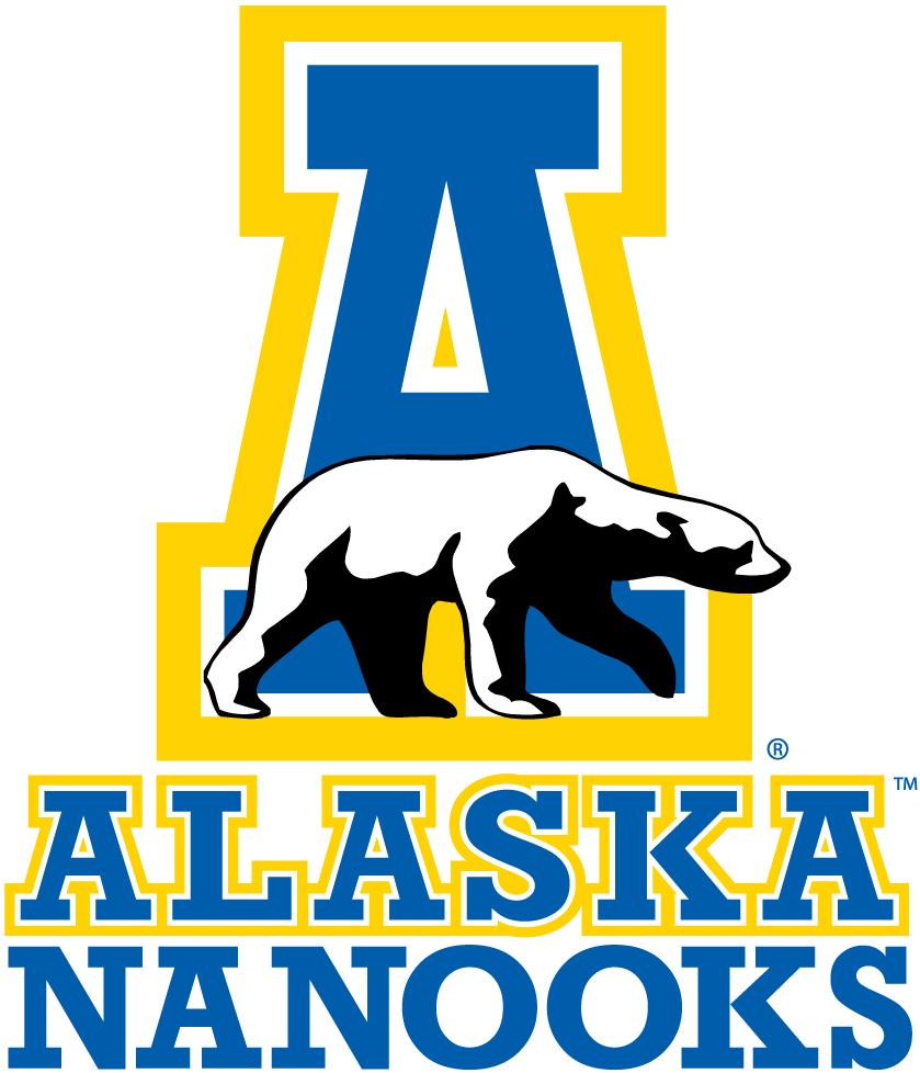 Alaska Nanooks Logo Primary Logo (2000-Pres) -  SportsLogos.Net
