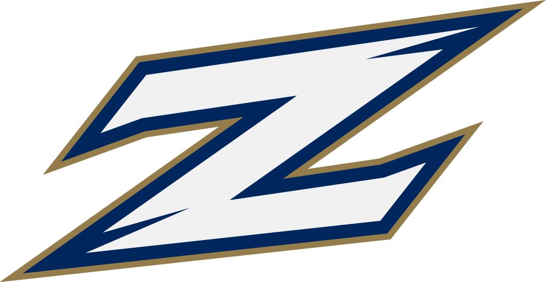 Akron Zips Logo Primary Logo (2014-Pres) -  SportsLogos.Net