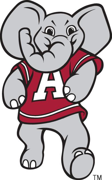 Alabama Crimson Tide Logo Mascot Logo (2001-Pres) - mascot Big Al logo SportsLogos.Net