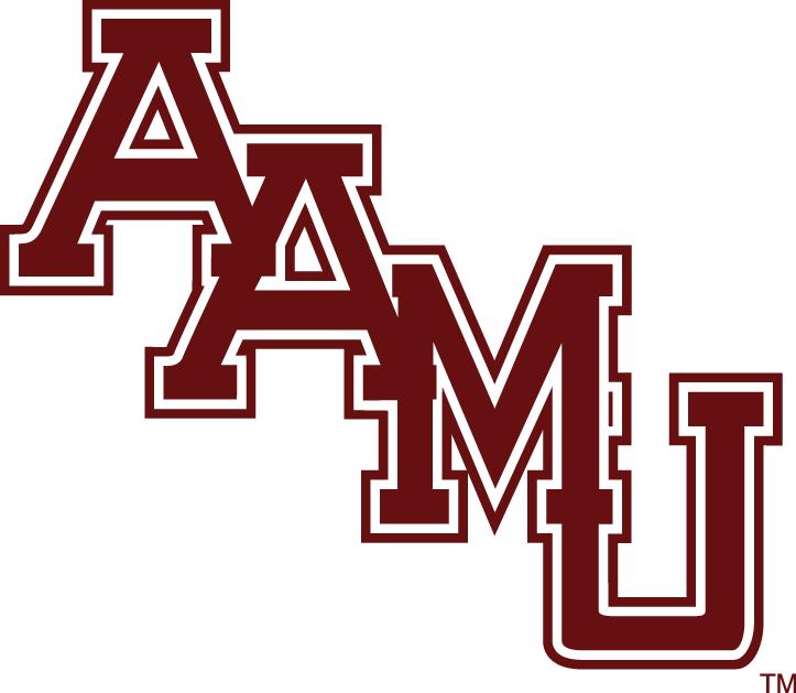 Alabama Am Bulldogs Wordmark Logo Ncaa Division I A C Ncaa A C