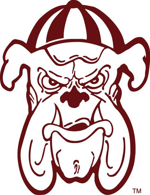 Alabama A&M Bulldogs Logo Alternate Logo (1980-Pres) -  SportsLogos.Net