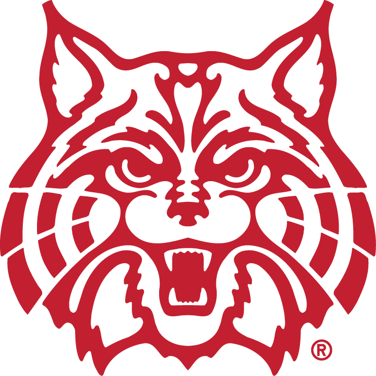 Arizona Wildcats Logo Secondary Logo (1990-Pres) -  SportsLogos.Net