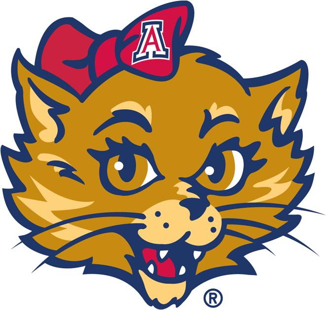 Arizona Wildcats Logo Mascot Logo (2003-2012) - Wilma logo 2 SportsLogos.Net