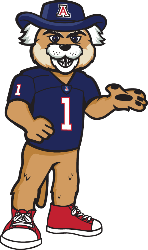 Arizona Wildcats Logo Mascot Logo (2013-Pres) -  SportsLogos.Net