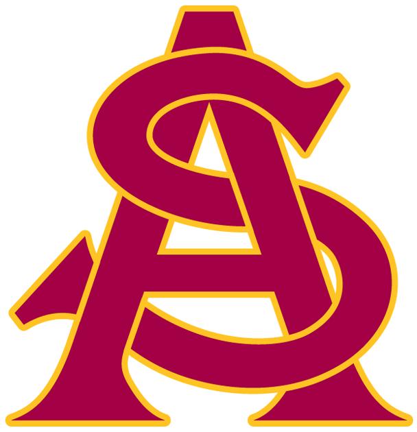Arizona State Sun Devils Logo Alternate Logo (1980-Pres) -  SportsLogos.Net