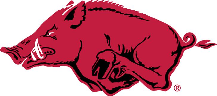 Arkansas Razorbacks Logo Alternate Logo (1967-2000) -  SportsLogos.Net