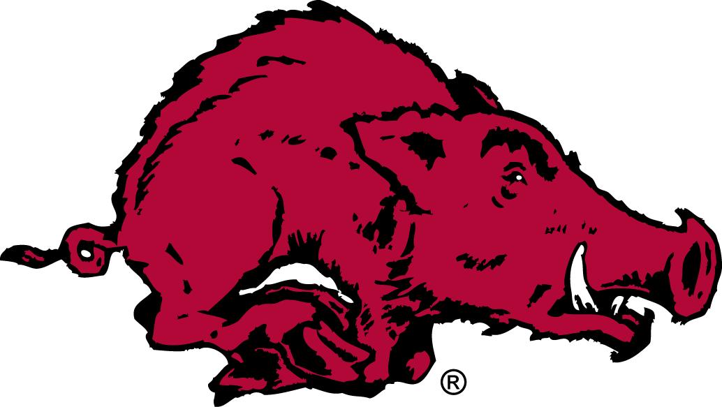 Arkansas Razorbacks Logo Alternate Logo (1967-1972) -  SportsLogos.Net