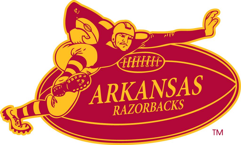 Arkansas Razorbacks Logo Misc Logo (1966-1970) -  SportsLogos.Net
