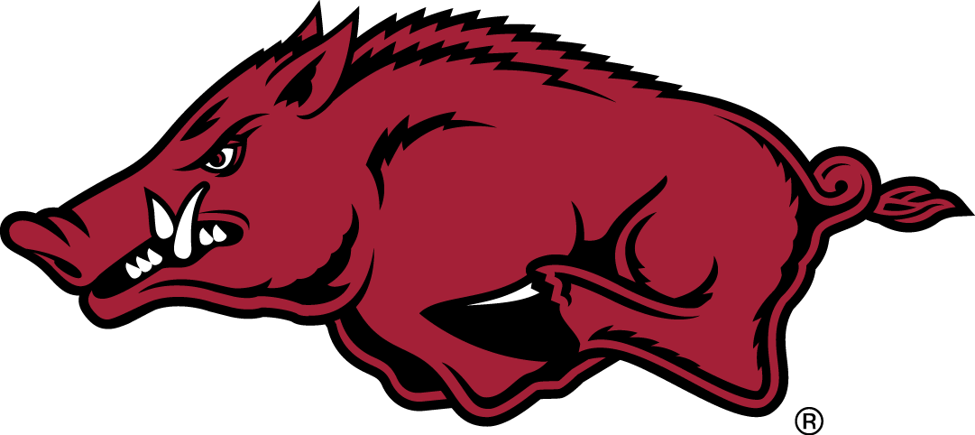 Arkansas Razorbacks Logo Alternate Logo (2014-Pres) -  SportsLogos.Net