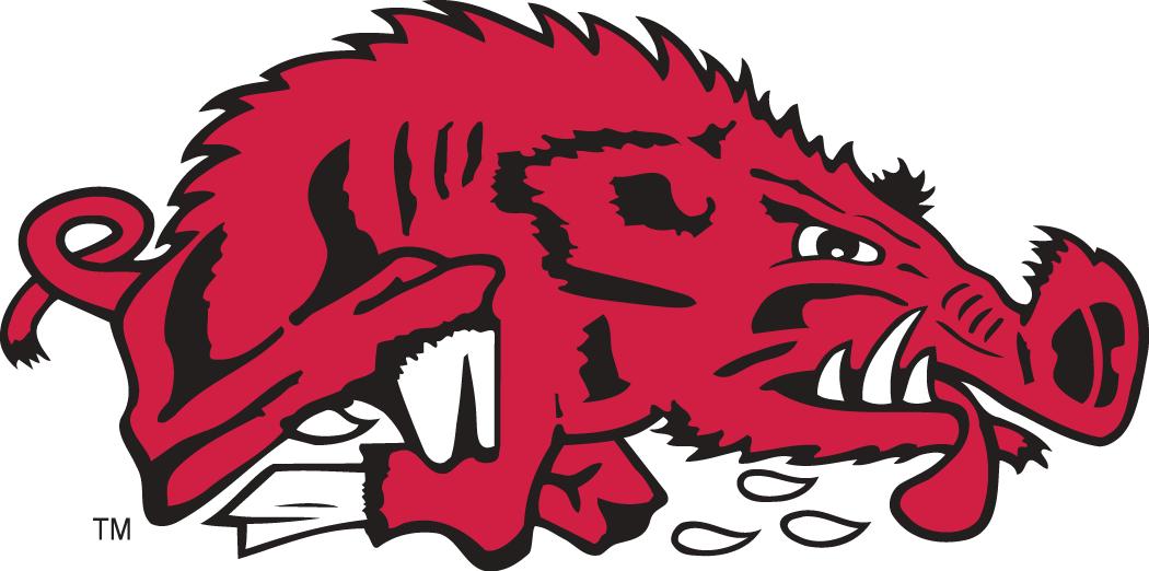 Arkansas Razorbacks Logo Alternate Logo (1973-1979) -  SportsLogos.Net