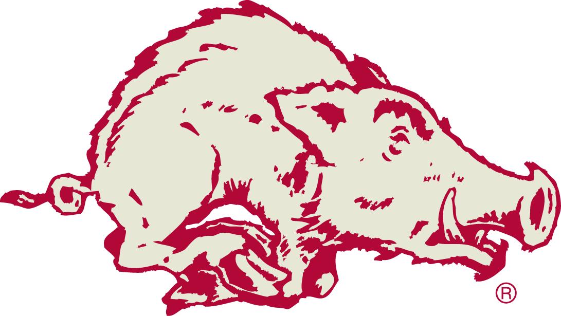Arkansas Razorbacks Logo Alternate Logo (1964-1972) -  SportsLogos.Net