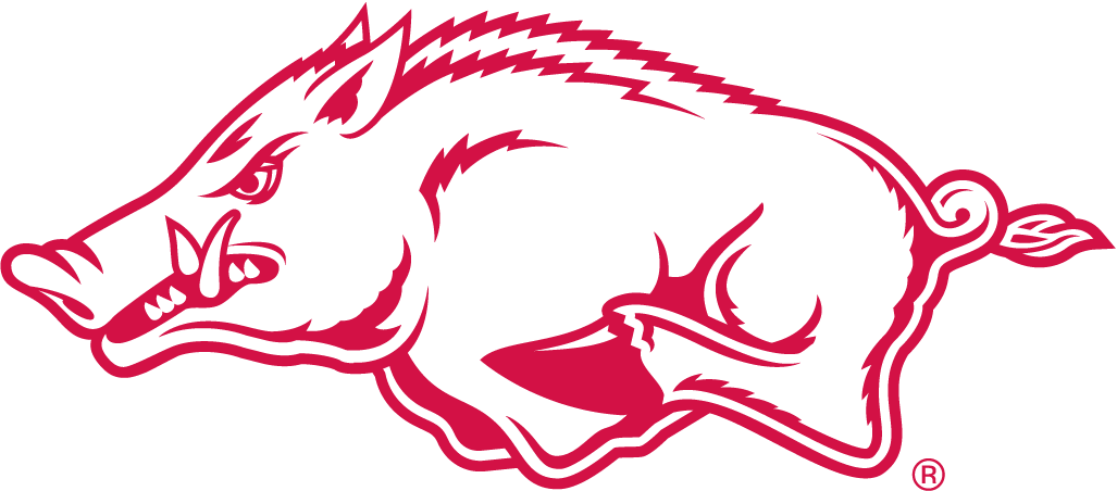 Arkansas Razorbacks Logo Alternate Logo (2001-2013) -  SportsLogos.Net