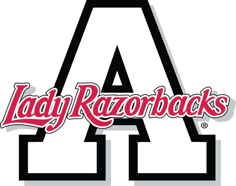 Arkansas Razorbacks Logo Alternate Logo (2001-Pres) - Lady Razorbacks logo SportsLogos.Net