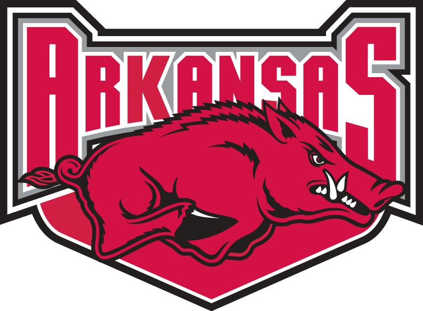 Arkansas Razorbacks Logo Alternate Logo (2001-2008) -  SportsLogos.Net