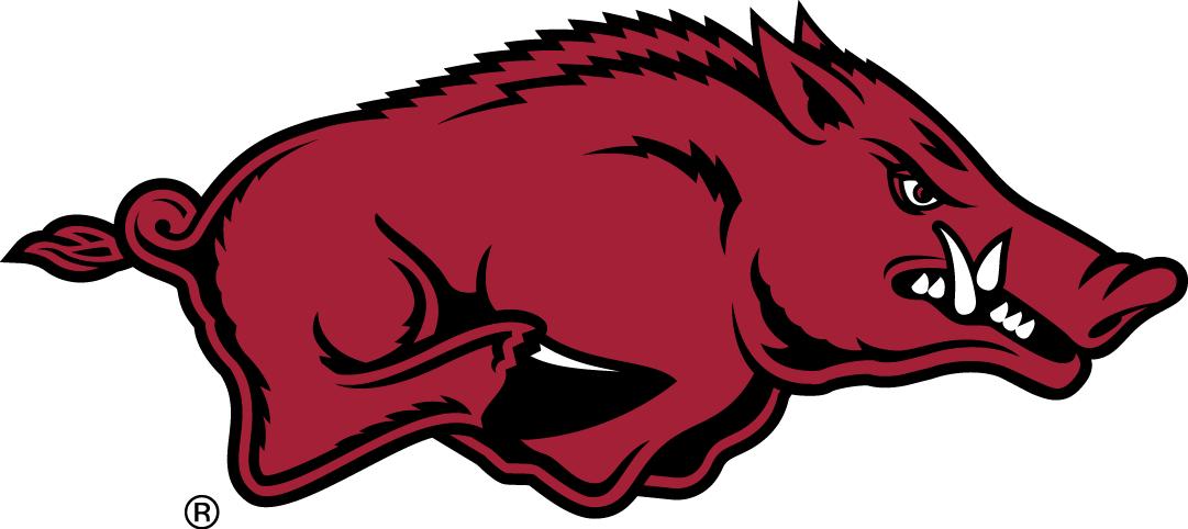 Arkansas Razorbacks Logo Primary Logo (2014-Pres) -  SportsLogos.Net