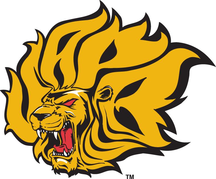 Arkansas-PB Golden Lions Logo Primary Logo (2001-2014) -