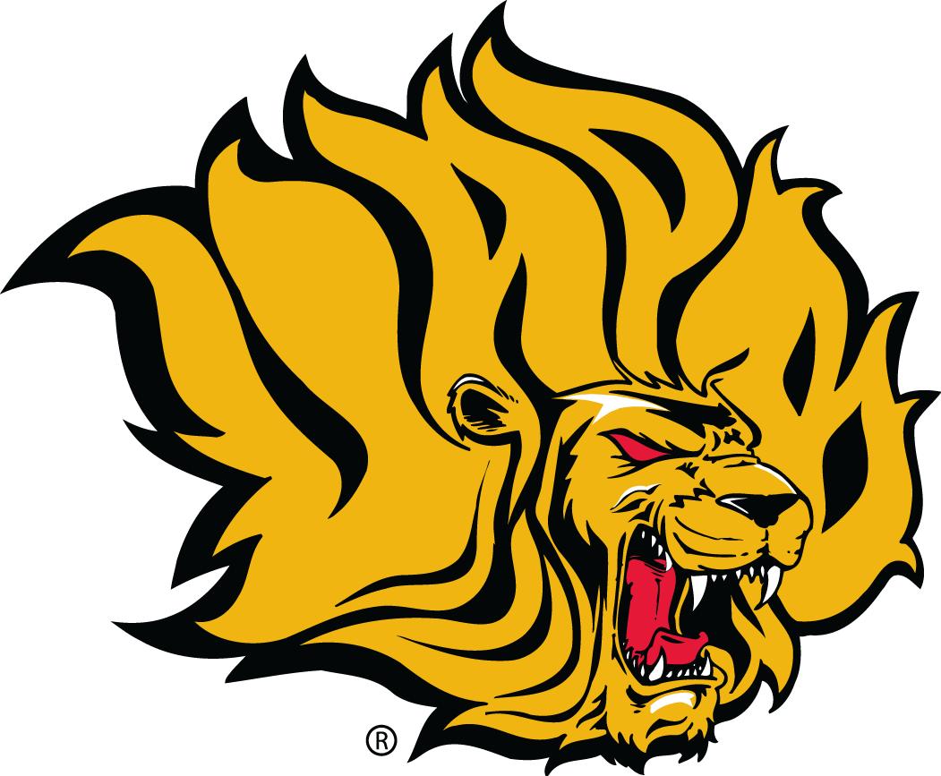 Arkansas-PB Golden Lions Logo Primary Logo (2015-Pres) -  SportsLogos.Net