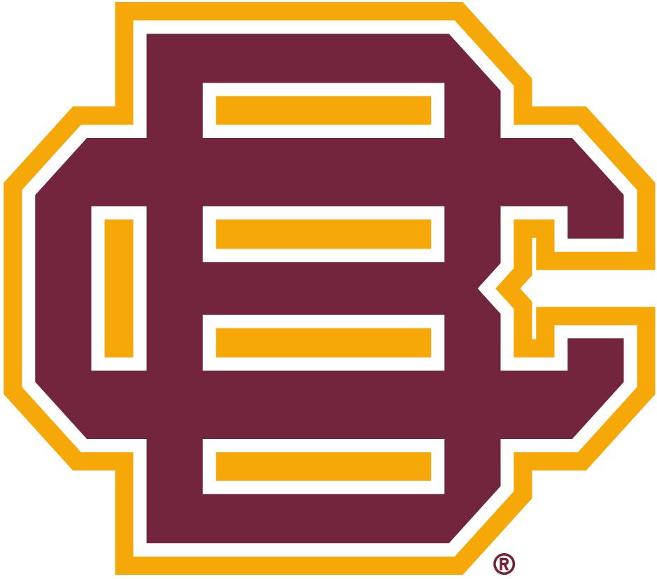 Bethune-Cookman Wildcats Logo Secondary Logo (2010-2015) -  SportsLogos.Net