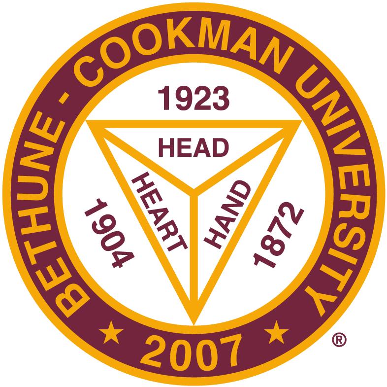 Bethune-Cookman Wildcats Logo Alternate Logo (2007-Pres) - College Seal SportsLogos.Net