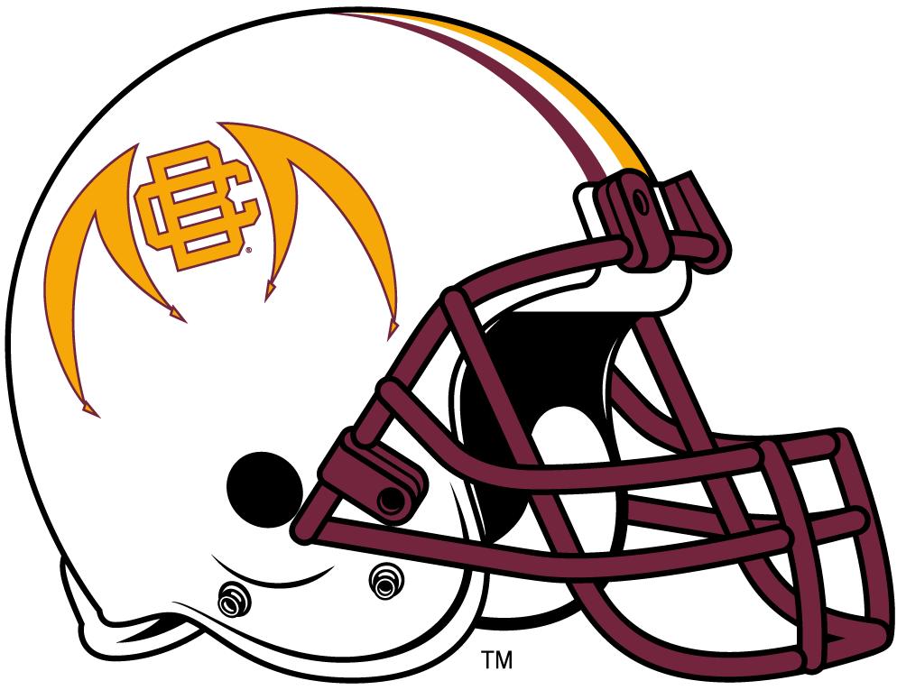 Bethune-Cookman Wildcats Helmet Helmet (2010-2015) -  SportsLogos.Net