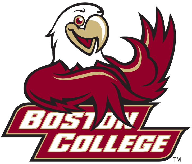 College Hockey Logo Related Keywords & Suggestions - Boston College ... Ncaa College Mascots