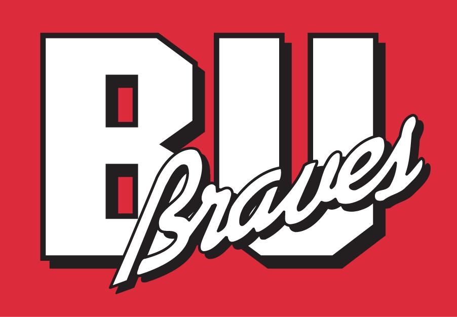 Bradley Braves Logo Primary Dark Logo (1989-2011) -  SportsLogos.Net