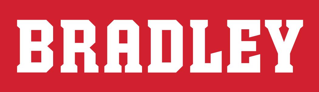 Bradley Braves Logo Wordmark Logo (2012-Pres) -  SportsLogos.Net