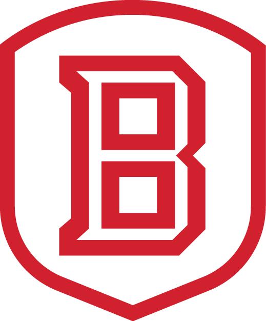 Bradley Braves Logo Alternate Logo (2012-Pres) -  SportsLogos.Net