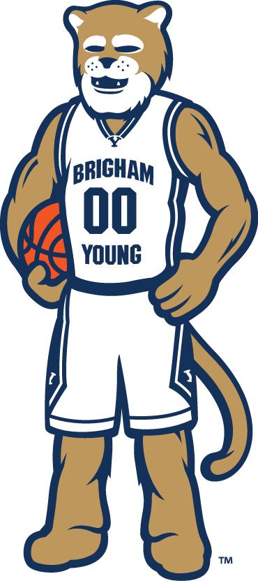 Brigham Young Cougars Logo Mascot Logo (2015-Pres) -  SportsLogos.Net