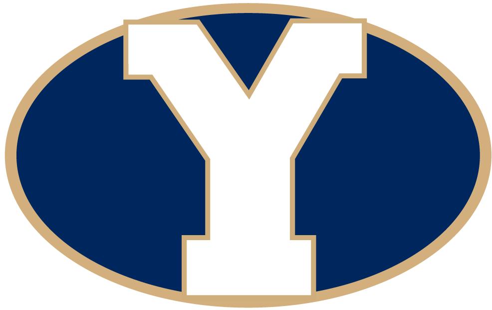 Brigham Young Cougars Logo Secondary Logo (1999-2004) -  SportsLogos.Net