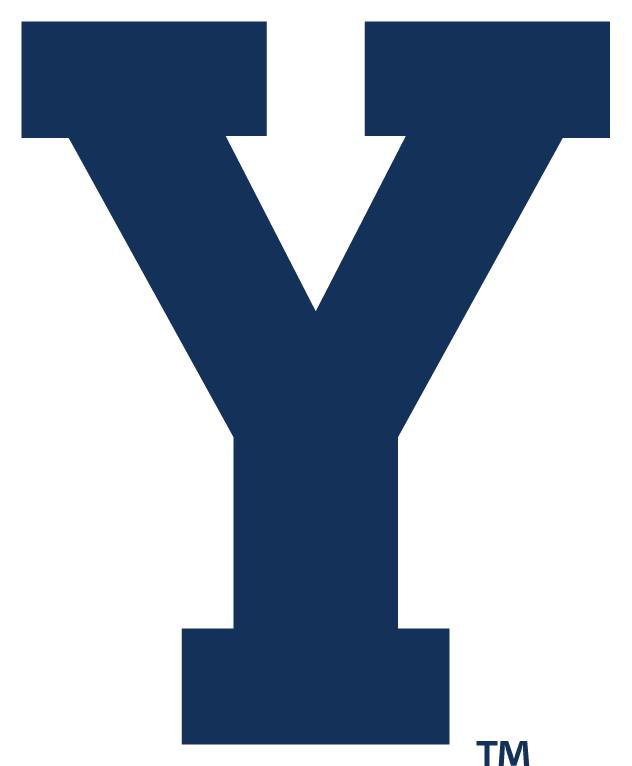 Brigham Young Cougars Logo Secondary Logo (2005-Pres) -  SportsLogos.Net