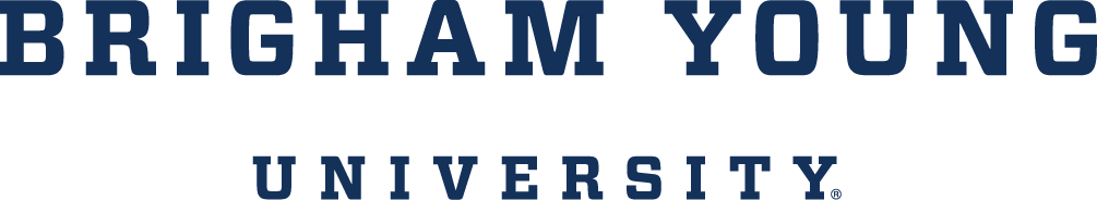Brigham Young Cougars Logo Wordmark Logo (2005-Pres) -  SportsLogos.Net