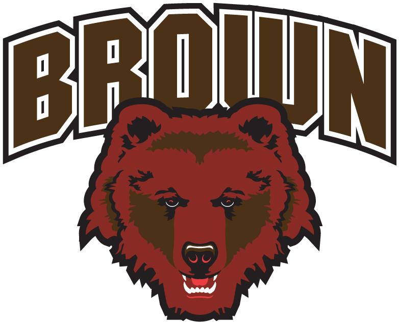 Brown Bears Logo Primary Logo (2003-Pres) - Bear Head under script SportsLogos.Net