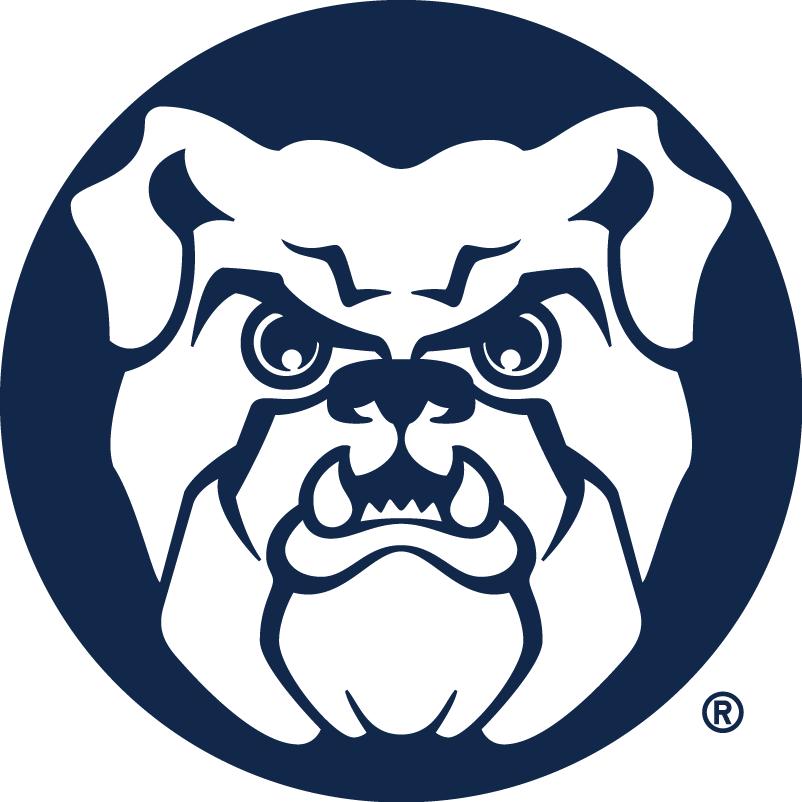Butler Bulldogs Logo Secondary Logo (2015-Pres) -  SportsLogos.Net