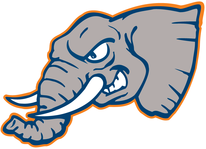Cal State Fullerton Titans Logo Mascot Logo (1992-1999) -  SportsLogos.Net