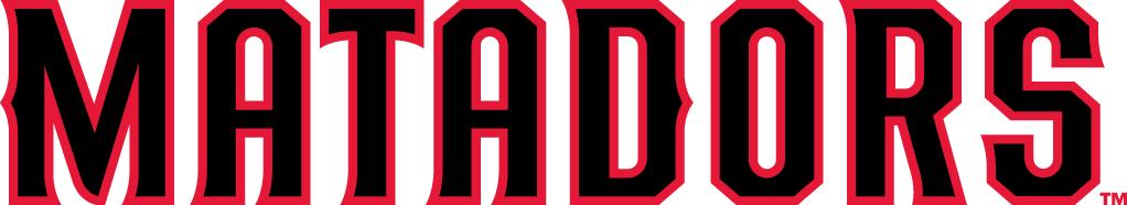 Cal State Northridge Matadors Logo Wordmark Logo (2014-Pres) -  SportsLogos.Net