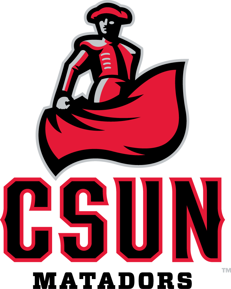 Cal State Northridge Matadors Logo Primary Logo (2014-Pres) -  SportsLogos.Net