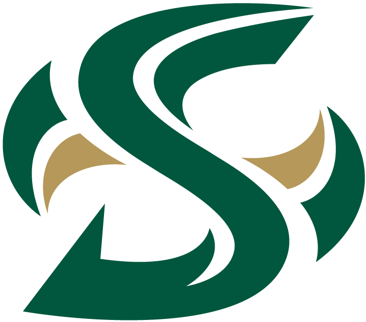 Sacramento State  Hornets Logo Primary Logo (2006-Pres) - Green and Gold S SportsLogos.Net