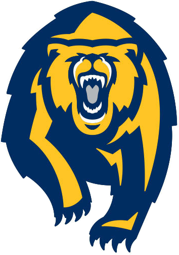 Black bear sports logo - photo#25