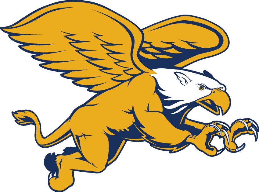Canisius Golden Griffins Logo Secondary Logo (2006-Pres) -  SportsLogos.Net