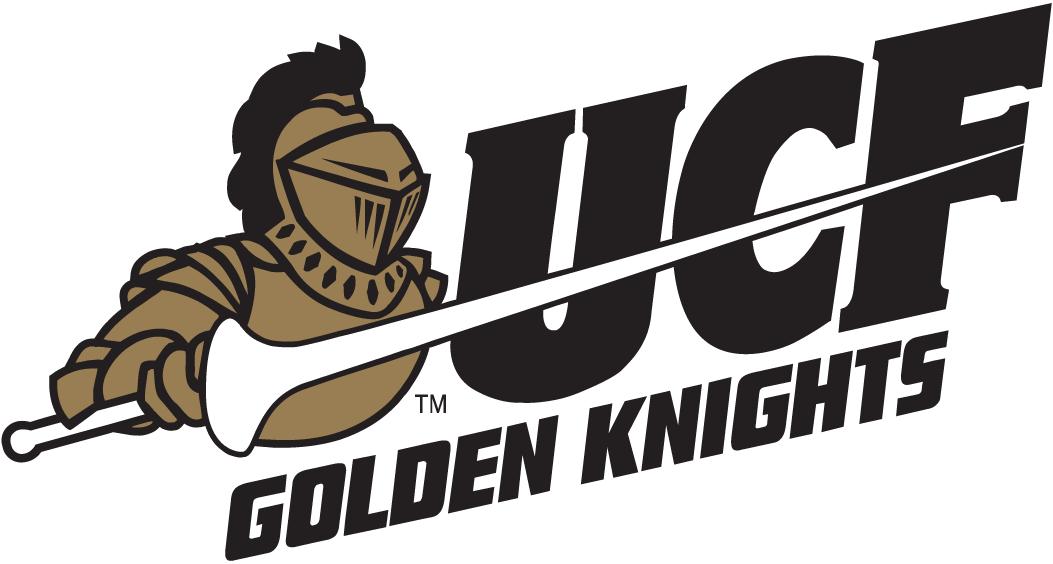 Central Florida Knights Logo Primary Logo (1996-2006) -  SportsLogos.Net
