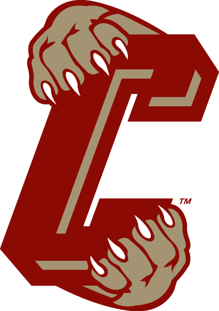 College of Charleston Cougars Logo Secondary Logo (2003-2012) -  SportsLogos.Net