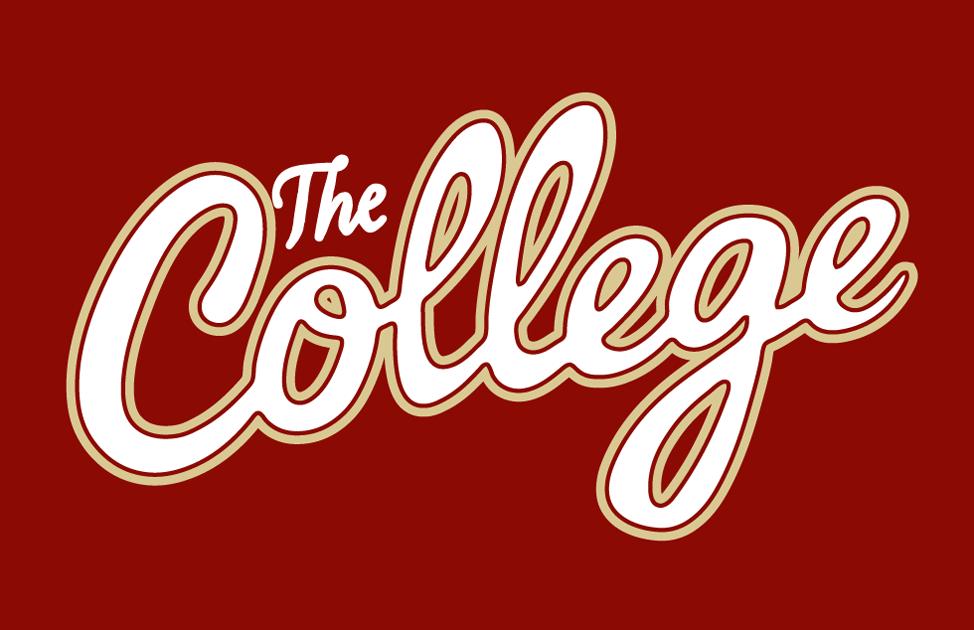 College of Charleston Cougars Logo Wordmark Logo (2013-Pres) -  SportsLogos.Net