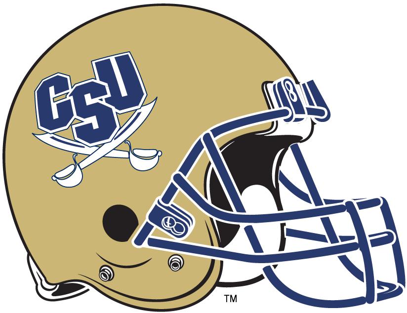 CSU Buccaneers Helmet Helmet (2004-Pres) -  SportsLogos.Net