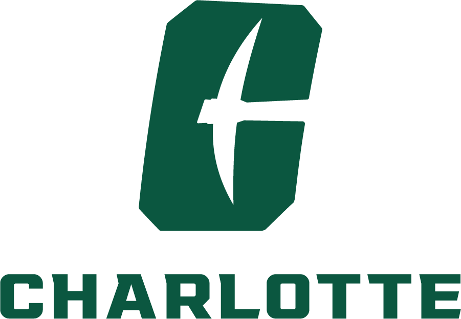 Charlotte 49ers Logo Alternate Logo (2020-Pres) - Referred to as the