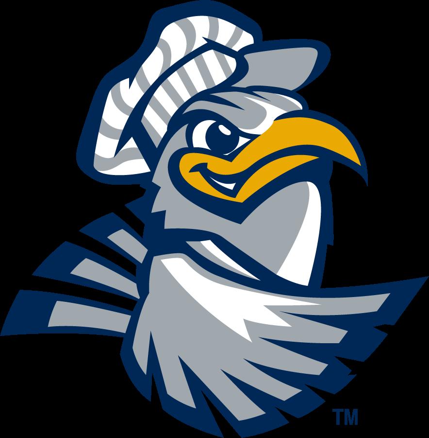 Chattanooga Mocs Logo Alternate Logo (1997-2008) - Mascot Scrappy in railroad clothing. SportsLogos.Net